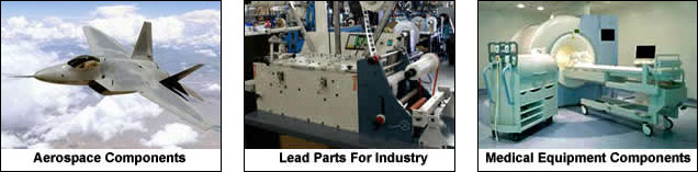 machined parts industries
