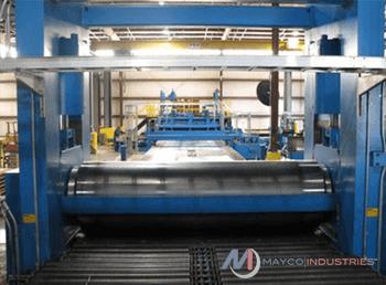 Lead Sheet Plate Mill