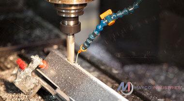 Custom Machined Lead Parts