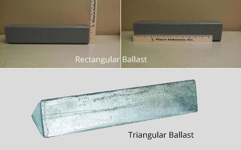 Stock Lead Ballast